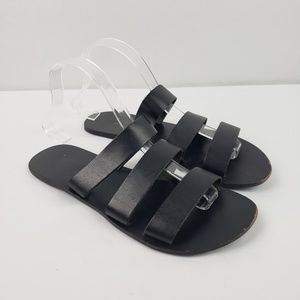 Urban Outfitters Silence + Noise Leather Sandals B
